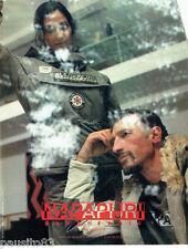 PUBLICITE ADVERTISING 056  2003    Napapijiri geographic  vetements anorak*