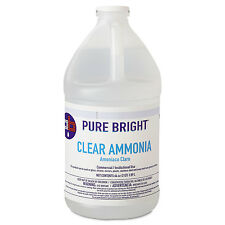 Pure Bright PureBright Clear Ammonia 64oz Bottle 8/Carton 19703575033