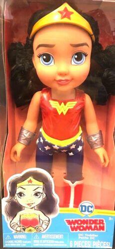 DC Toddler Petite Wonder Woman 15 Action Figure Doll