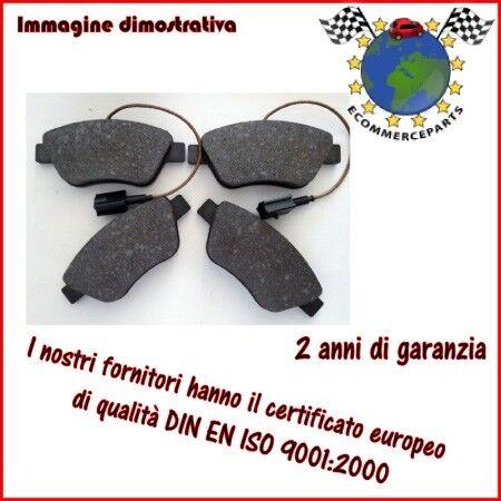 JQ1018538 Pastiglie freno posteriori HONDA FR-V Diesel 2004/>