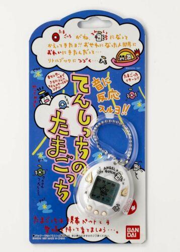 Bandai Tamagotchi Tenshitchi Angelgotchi Ange Rose 1997 Perle Blanc Japon