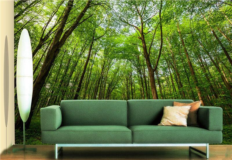 3D Wälder Natürlich 9443 Tapete Wandgemälde Wandgemälde Wandgemälde Tapeten Bild Familie DE Lemon | Sehr gute Farbe  aa3841