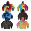 Colortone-Tie-Dye-Hoodie-Sweater-Jumper-S-2XL-Pride-Festival thumbnail 1