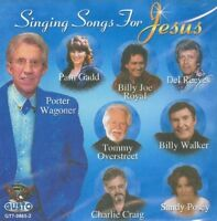 Various Artists - Singing Songs For Jesus / Various [new Cd] on Sale