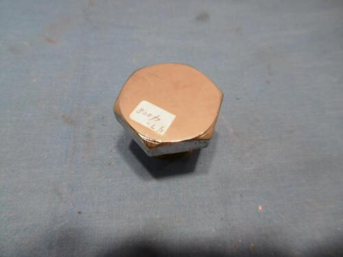 NOS Triumph BSA 650 750 Fork Nut # 97-4008 97-4258 1971 On T150 A75 T120 97-4008