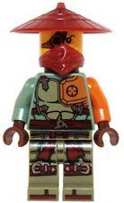 LEGO Ninjago - Ronin - Asian Hat - Minifig / Mini Figure