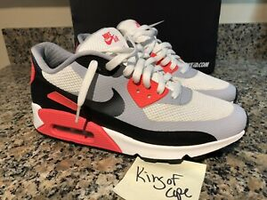 meilleur service 879ec 60117 Details about NIKE ID AIR MAX 90 HYPERFUSE INFRARED Safari Wotherspoon  Parra Atmos SZ 9