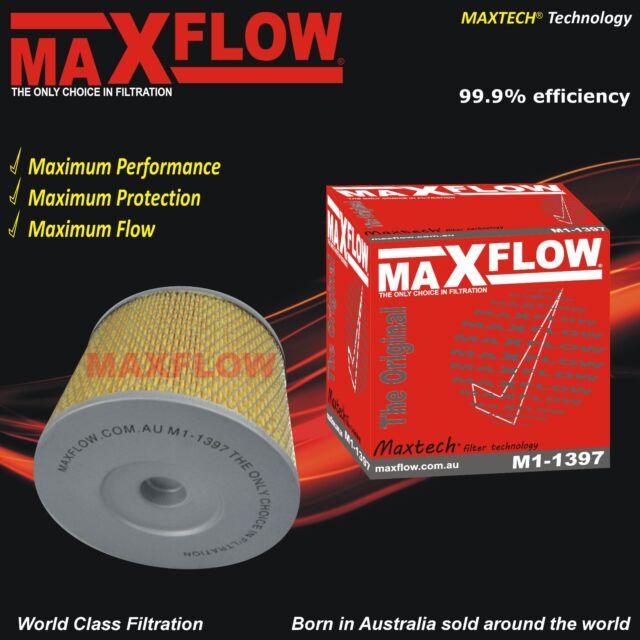 Fit Ryco A1397 Air Filter Hilux RZN149 SR3 Petrol 2.7L 3RZ-FE Maxflow® Filter