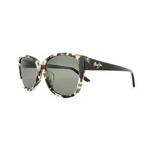 1dabb85992416 Maui Jim Sunglasses Summer Time GS732-05T White Tokyo Neutral Grey ...
