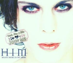 HIM-Right-here-in-my-arms-2000-Maxi-CD
