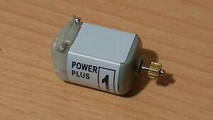 Pink-Kar-Power-Plus-1-Motor-13D-kurz-13-100-U-Min-z-B-Ninco-NC-1-Porsche-356