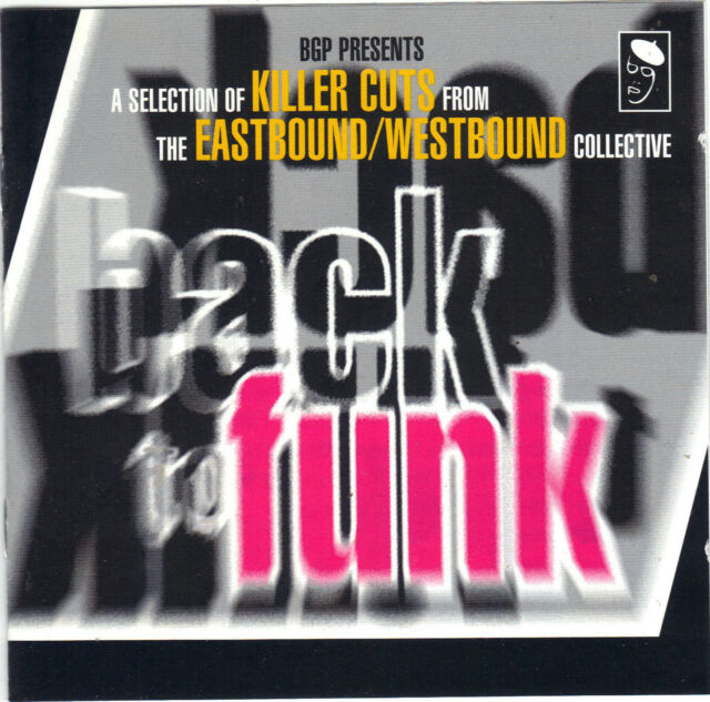 BACK TO FUNK(VARIOUS) CDBGPD 096.