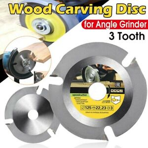 Power-Wood-Carving-Polishing-Tool-Triangle-Shovel-Disc-Blade-Angle-Grinder-125mm
