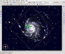 Skychart Astronomy Planetarium Software for Windows XP/Vista/7/8/10