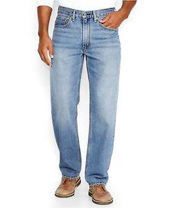 33x32 Couleur Leg 34x31 501 Env claire Classic Blue Jeans Straight Taille Levis qPRT8n