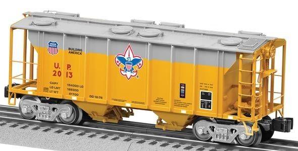 cómodo 2014 Lionel 6-27093 Boy Scouts Of America Escala Ps-2 Tolva Tolva Tolva Nuevo En La Caja  entrega de rayos