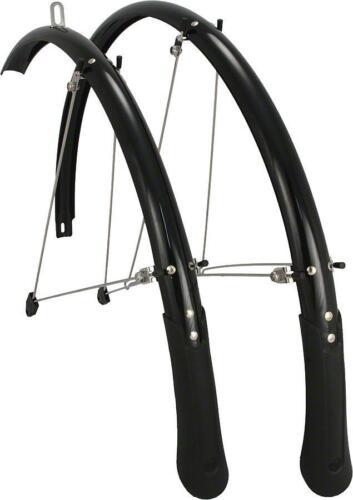 Planet Bike Cascadia 700c x 35 Fender Set Black 700c x 25
