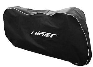Breathable-Indoor-in-Garage-Motorcycle-Bike-Dust-cover-fits-BMW-Nine-T-nineT-9T