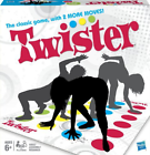 Twister The Classic Game With 2 More Moves Hasbro Age 6