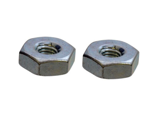 Conjunto de dos M8 Bar NUTS para Stihl 042 Av Chainsaw-Pn 00009550801