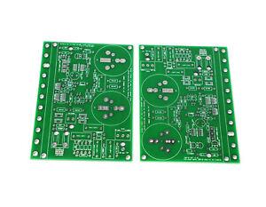 Power-Supply-PCB-for-kg-Kevin-Gilmore-KGSSHV-CARBONE-electrostatique-Amp-L9-50
