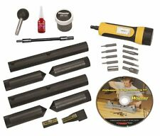 NEW & SEALED! Wheeler Scope Mounting Kit Combo with Storage Case, 1-Inch/30mm