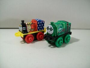 LOT-OF-2-THOMAS-THE-TRAIN-MINIS-DC-SUPER-FRIENDS-CARS-WONDER-WOMAN-EMILY-HENRY