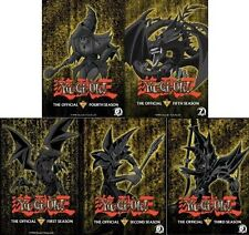 YuGiOh Classic Complete Season 1-5 DVD Set Collection TV Anime Series Lot Volume