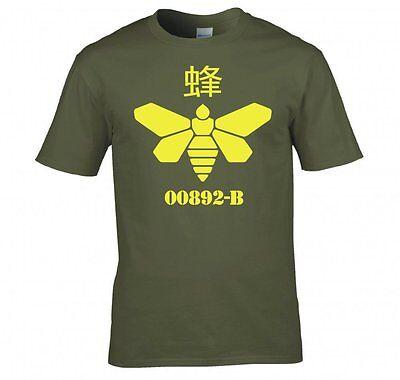 00892 heisenberg GOLDEN MOTH Cotton Unisex T-Shirt