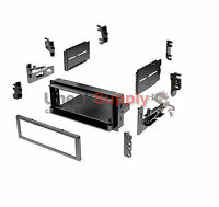 Radio Mounting Stereo Install Single Din Aftermarket Dash Kit Pocket on Sale