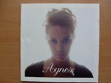 CD   Agnes Carlsson - Agnes  -   Pop Idol Sweden Winner 2005