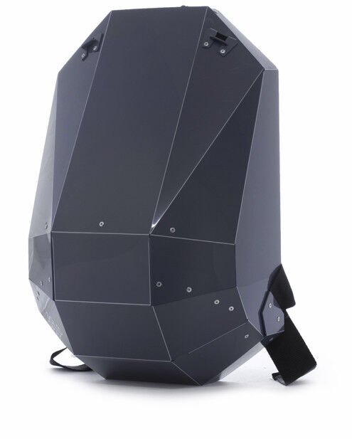 The Modern Tactical Urban Armadillo Armor Hard Shell Backpack 100 Edgy and RARE!