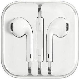 Earphones For Apple iPhone7 7S 6 6S 5 SE 4S Earbud microphone Headset
