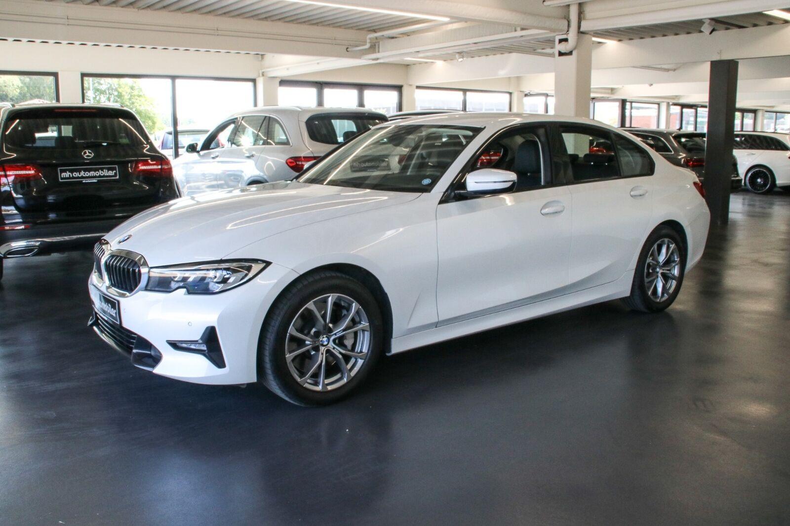BMW 330i 2,0 Sport Line aut. 4d - 1.649 kr.