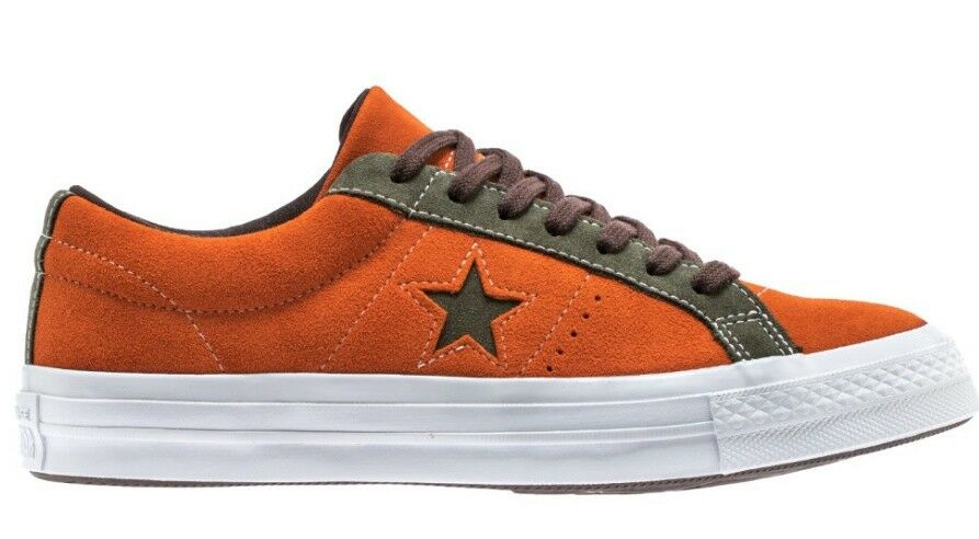 VINTAGE CONVERSE ONE STAR LEATHER NEW SNEAKERS 161617C