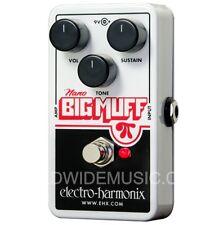 EHX Electro Harmonix Nano Big Muff Pi Distortion / Fuzz / Overdrive Guitar Pedal