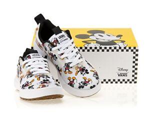 5e763b73957 Image is loading Disney-x-Vans-Ultrarange-Rapidweld-Athletic-Shoes-Mickey-