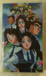 You-039-re-Under-Arrest-Volume-1-VHS-1994-Anime-OVA-Kazuhiro-Furuhashi-Madman