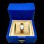 miniature 5 - Montre Boucheron Reflet Dame GM en acier avec index diamants, mouvement Quartz.