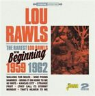 The Rarest Lou Rawls: In the Beginning 1959-1962 * by Lou Rawls (CD, Dec-2014, 2 Discs, Jasmine Records)