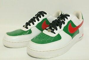 official photos 185be d7fc8 Nike Air Force 1 One Premium World Cup Mexico Edition Mens US 10 | eBay