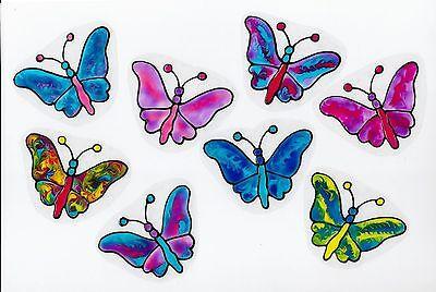 Gratis Malvorlagen Schmetterling