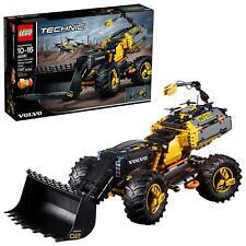 LEGO Technic 42081 VOLVO Concept Wheel Loader Zeux August 1st