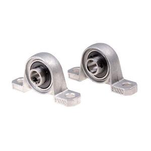 8//10//15//17//20//25mm Bore Diameter Mounted Bearings Ball Bearing Pillow Block EC