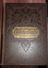 Die Gartenlaube, Illustriertes Familienblatt, Jahrgang, 1886, sehr gut erhalten