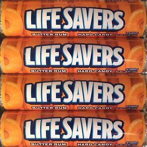 Lifesavers-Butter-Rum-Candy-20-Rolls-14-Pieces-per-Roll-Butterscotch-Free-Ship