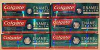 6 Colgate Enamel Health Whitening Toothpaste, Clean Mint - 4.0 Oz Each