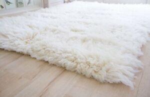 Original Greek Pure Wool Flokati 3000
