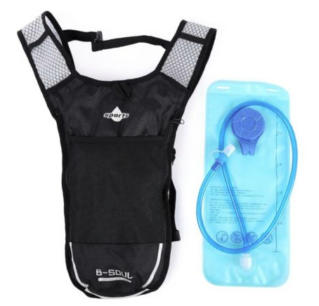 Hydration pack packs 2L with storage compartment and pocket.Cyclists,bikers,hikers,outdoors
