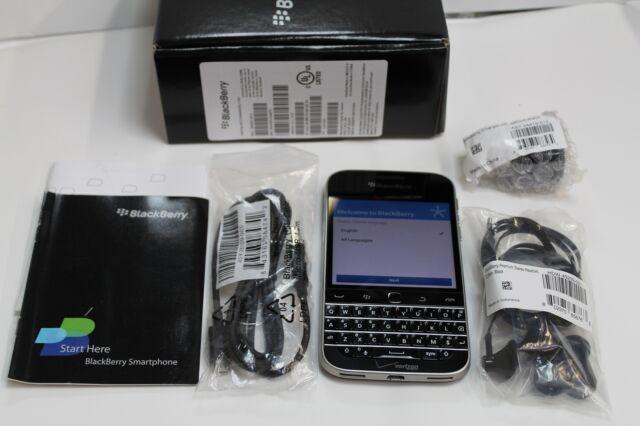 BlackBerry Classic 16GB No Camera (Verizon) Unlocked GSM Smartphone New  Other